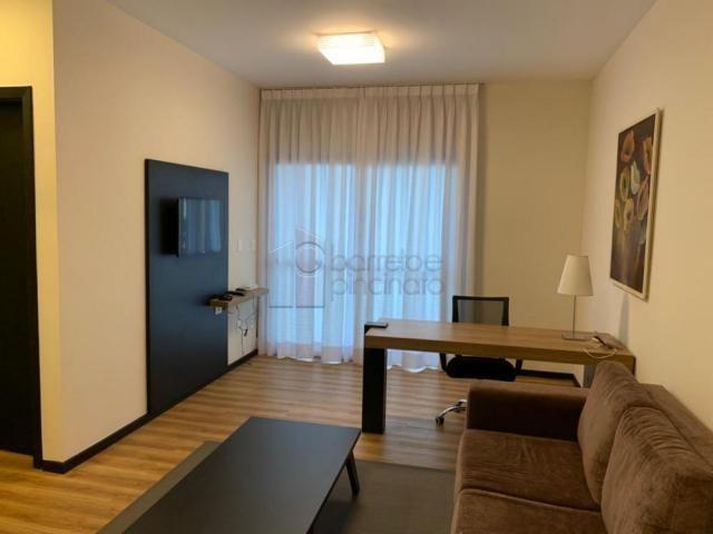 Apartamento para alugar com 1 dormitórios em Anhangabau, Jundiai cod:L12719