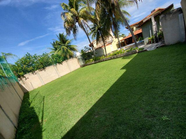 Casa com 5/4, piscina , campo de futebol na barra de São Miguel  - Foto 4
