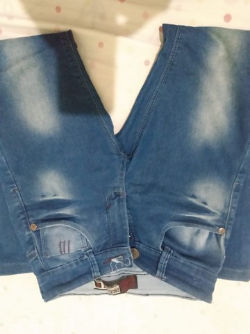 Calça jeans infantil - Foto 4