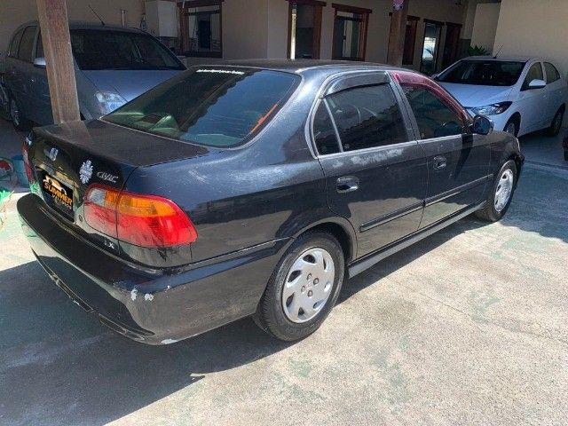 Honda Civic Sedan LX 1.6 Flex AT *Gnv* - Foto 3
