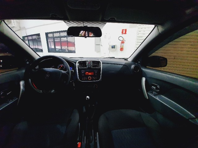 Renault Sandero 1.6 16v Sce Expression - Foto 11