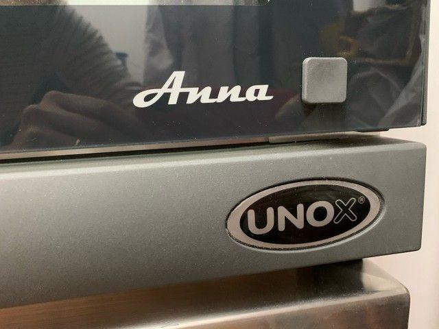 [VENDO] Forno elétrico Unox ANNA XF023 + Suporte (base) - Foto 2