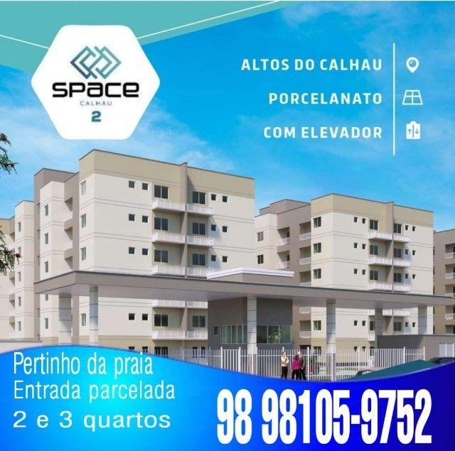 86/ Apartamentos 2 e 3 quartos-bairro Calhau.