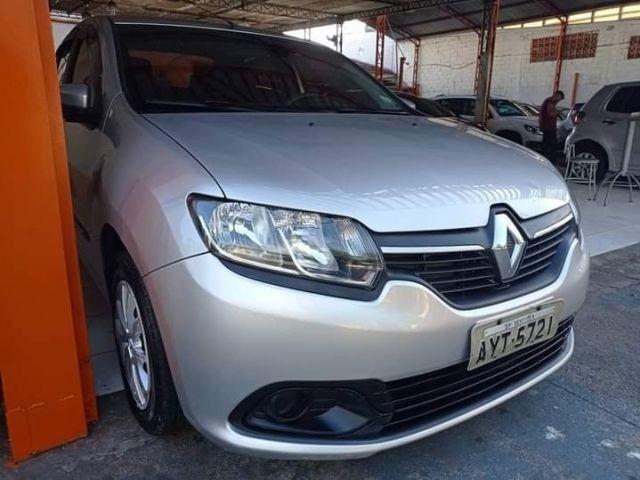 06 - Leia o Anuncio!!! Oportunidade S/Entraada Renault Logan