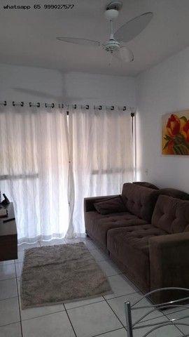 Apartamento para Venda em Cuiabá, Alvorada, 2 dormitórios, 1 banheiro, 1 vaga