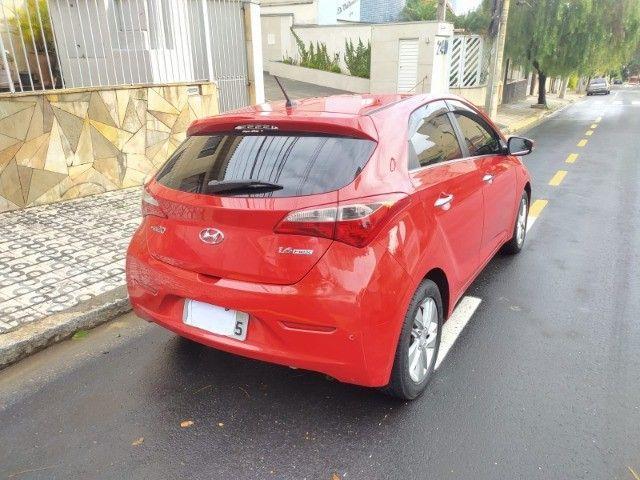 Hyundai HB20 1.6 Premium Vermelho 2015 - Foto 9