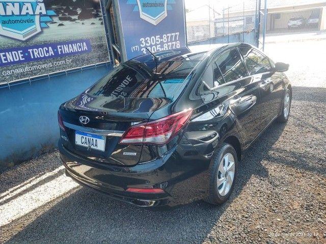 Hyundai hb20s 2018 1.6 premium 16v flex 4p automÁtico - Foto 5