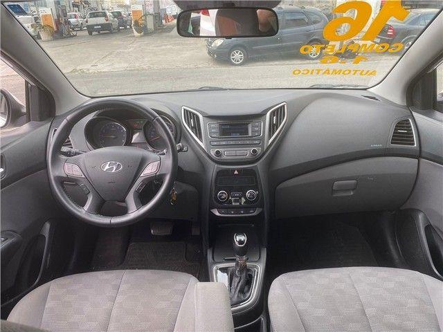 Hyundai Hb20s 2016 1.6 premium 16v flex 4p automático - Foto 6