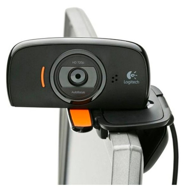 Webcam HD Logitech C525 (usada) - Foto 5