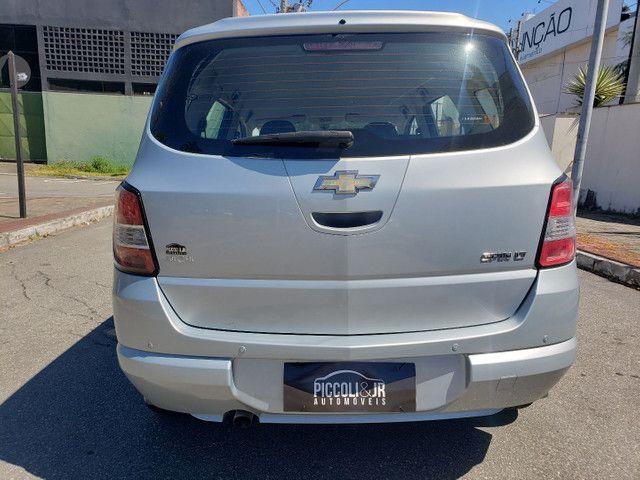 Chevrolet Spin 1.8 LT 5 Lugares vendo troco e financio R$  - Foto 11