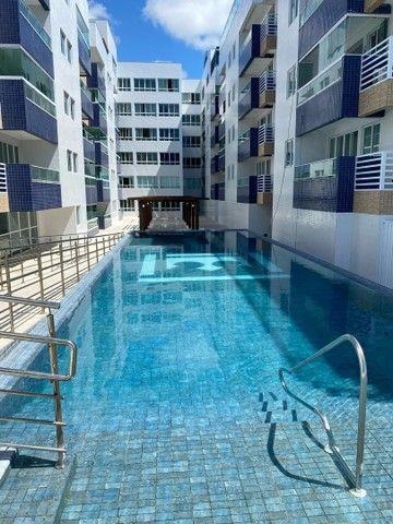 Apartamento pé na área do bessa com 2 quartos  - Foto 3