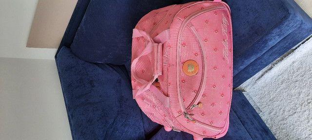 Bolsa para viagem infantil - Foto 3