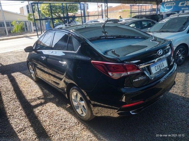 Hyundai hb20s 2018 1.6 premium 16v flex 4p automÁtico - Foto 6