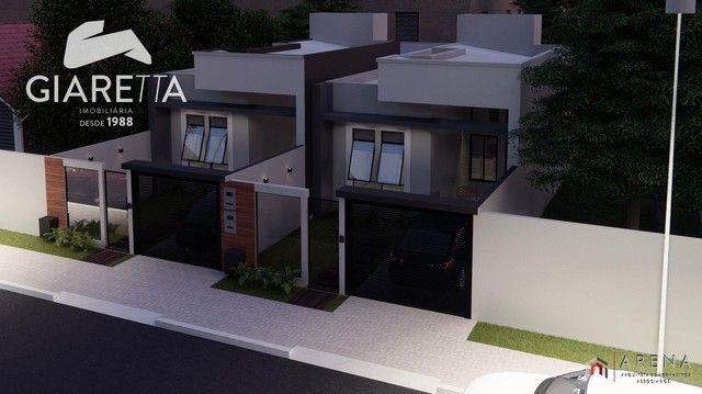 Casa com 3 dormitórios 2 suítes à venda, JARDIM PANCERA, TOLEDO - PR - Foto 2
