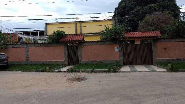 Vendo Casa 3 quartos - Mini Sítio - 1500m² - Santa Cruz da Serra - Duque de Caxias
