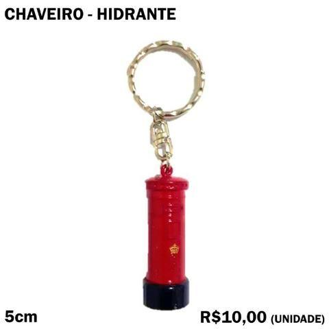 Chaveiro Hidrante