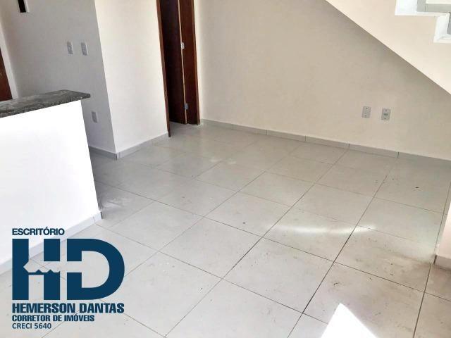 Duplex - 2 quartos com 2 banheiros - Foto 9