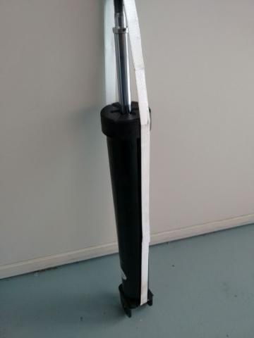Amortecedor Traseiro do ix35, Original