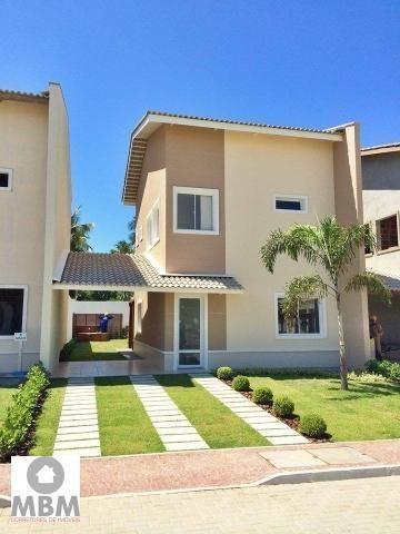 Casa em condomínio no Eusébio,a melhor localização da região