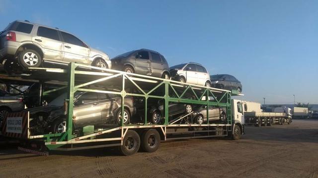 Caminhão Cegonha (7 carros) VW 24-250