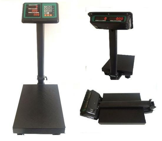 Balança Digital 500 kg plataforma Nova c garantia 9 9969 8772
