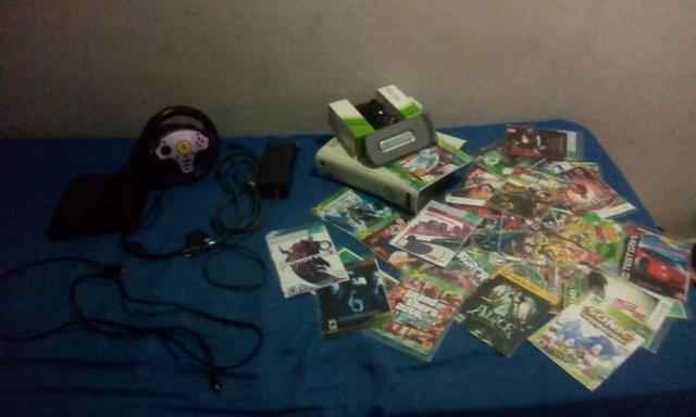 Xbox 360 aceito trocas