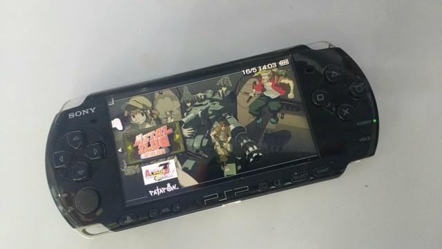 PSP (Semi novo) Desbloqueado