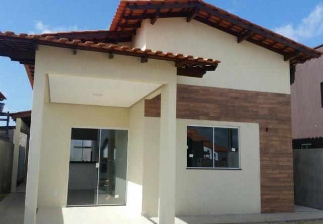 Casa pronta para financiar no condomino (3 quartos s/1 suite )