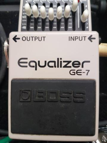 Pedal Equalizer Boss