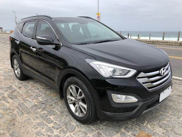 Hyundai Santa Fe 3.3 MPFI 4X4 7 Lugares V6 Aut 2014