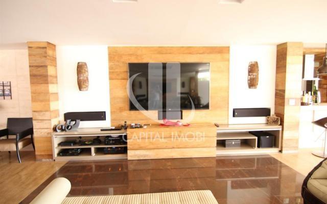 Casa de condomínio à venda com 5 dormitórios em Lago sul, Brasília cod:IN5CS23797 - Foto 5
