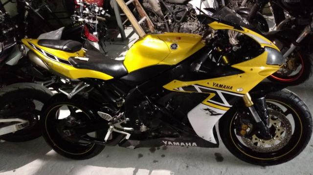 Moto Para Retiradas De Peças/sucata Yamaha Yzf R1 Ano 2006 - Foto 5
