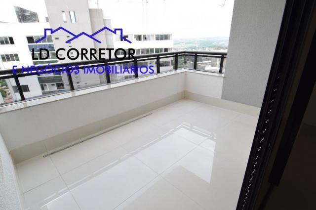 Apartamento à venda com 4 dormitórios em Park lozandes, Goiânia cod:COBEURO268 - Foto 12