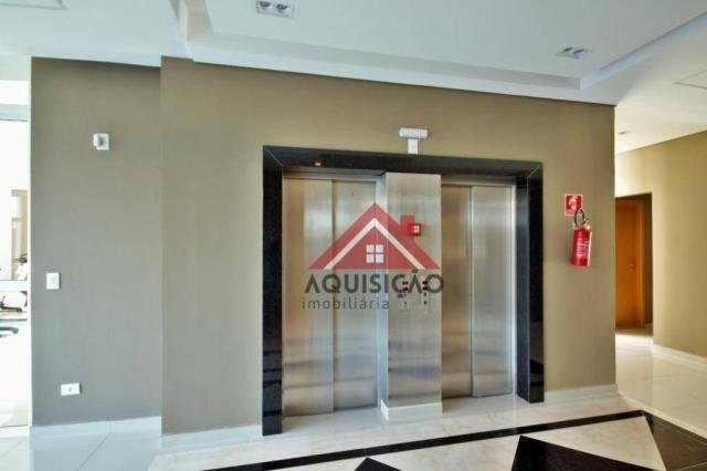 Apartamento com 3 dormitórios à venda, por r$ 399.000 - boa vista - curitiba/pr - Foto 20
