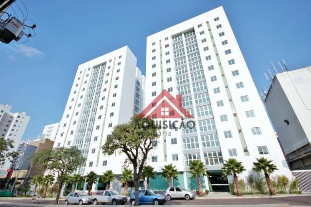 Apartamento com 3 dormitórios à venda, por r$ 399.000 - boa vista - curitiba/pr - Foto 3