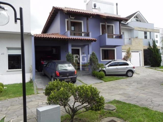 Casa de condomínio à venda com 5 dormitórios em Sarandi, Porto alegre cod:5684 - Foto 4