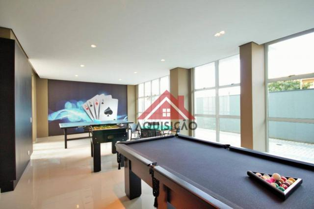 Apartamento com 3 dormitórios à venda, por r$ 399.000 - boa vista - curitiba/pr - Foto 19