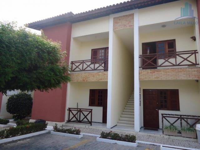 Apartamento com 03 quartos, 01 suíte, 02 vagas, piscina e deck com churrasqueira, sapirang - Foto 2