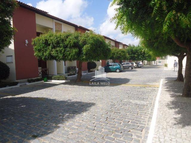 Apartamento com 03 quartos, 01 suíte, 02 vagas, piscina e deck com churrasqueira, sapirang - Foto 5