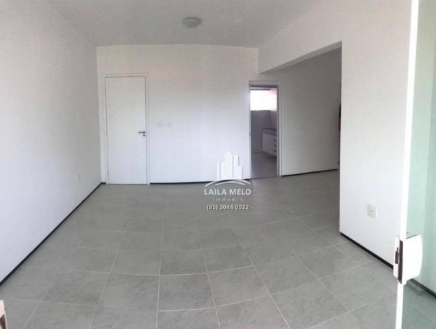 Apartamento residencial à venda com 03 suítes, Papicu, Fortaleza. - Foto 9