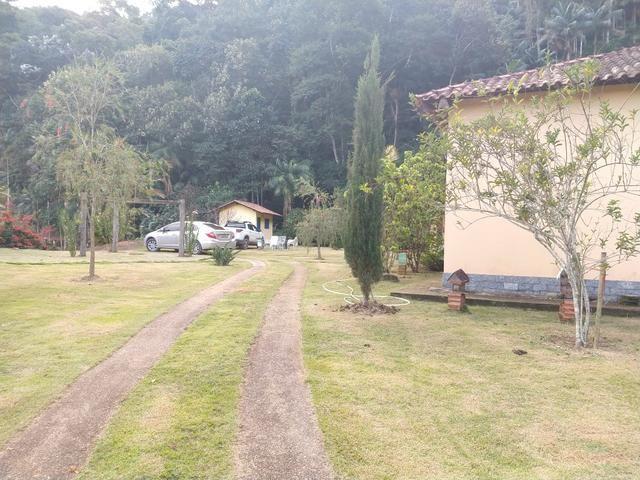 Sítio 8 hectares fim de linha em Paraju Domingos Martins