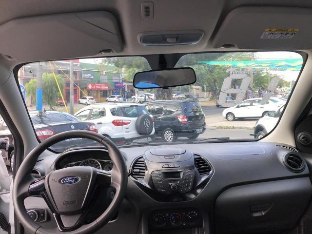 Ford ka 2018/ aprovo com score baixo/ sem cnh/ autonomo/ uber - Foto 6