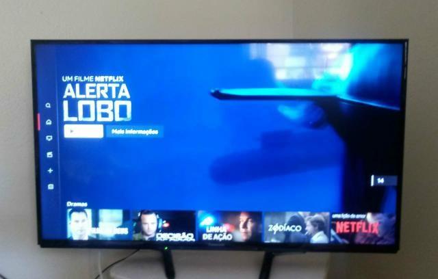 Tv Smart 40 pol nova