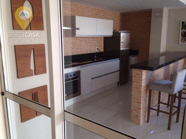 Excelente apartamento 2 quartos com suíte em morada de laranjeiras - Foto 2