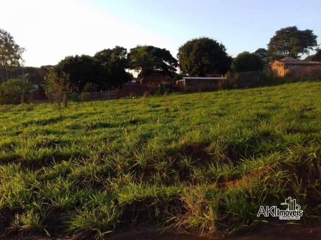 Terreno à venda, 361 m² por R$ 65.000,00 - Jardim Santa Monica - Nova Esperança/PR