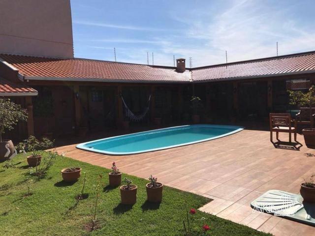 Casa com 6 dormitórios à venda, 380 m² por R$ 1.350.000 - Jardim Grécia - Porto Rico/PR