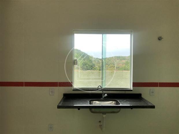 Casa de condomínio à venda com 1 dormitórios em São josé do imbassaí, Maricá cod:863638 - Foto 8