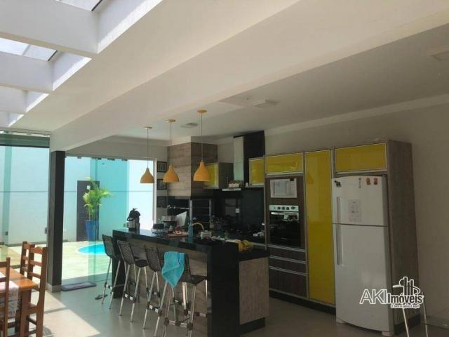 Casa de alto padrão com 3 dormitórios à venda, 198 m² por R$ 600.000 - Residencial Atlânti - Foto 6