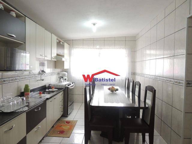Casa com 3 dormitórios à venda, 170 m² por r$ 380.000 - rua líbia nº 711 - rio verde - col - Foto 18
