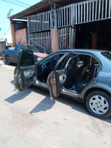 Carro Honda civic Ano 2000 completo 4 portas documento Quitado!